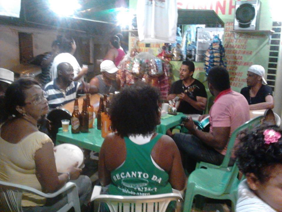 Roda de Samba em Itapuã