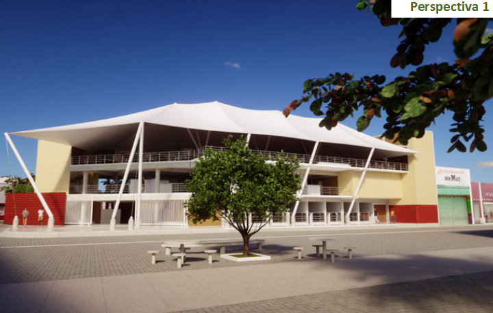 Prefeitura divulga vídeo da orla e novo mercado de Itapuã