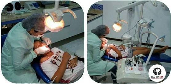 Limpeza bucal é um dos serviços odontológicos mais procurados pelos itapuãzeiros