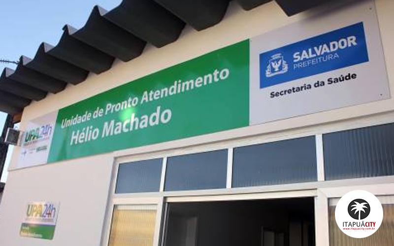 Prefeitura inaugura UPA hoje (02) em Itapuã