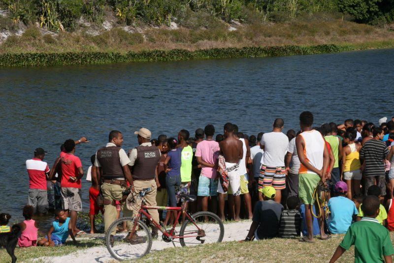 Homem de 47 anos morre afogado na Lagoa do Abaeté