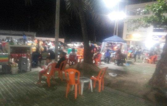 Obras em Itapuã: Prefeito fala sobre ordenamento na Praça Dorival Caymmi