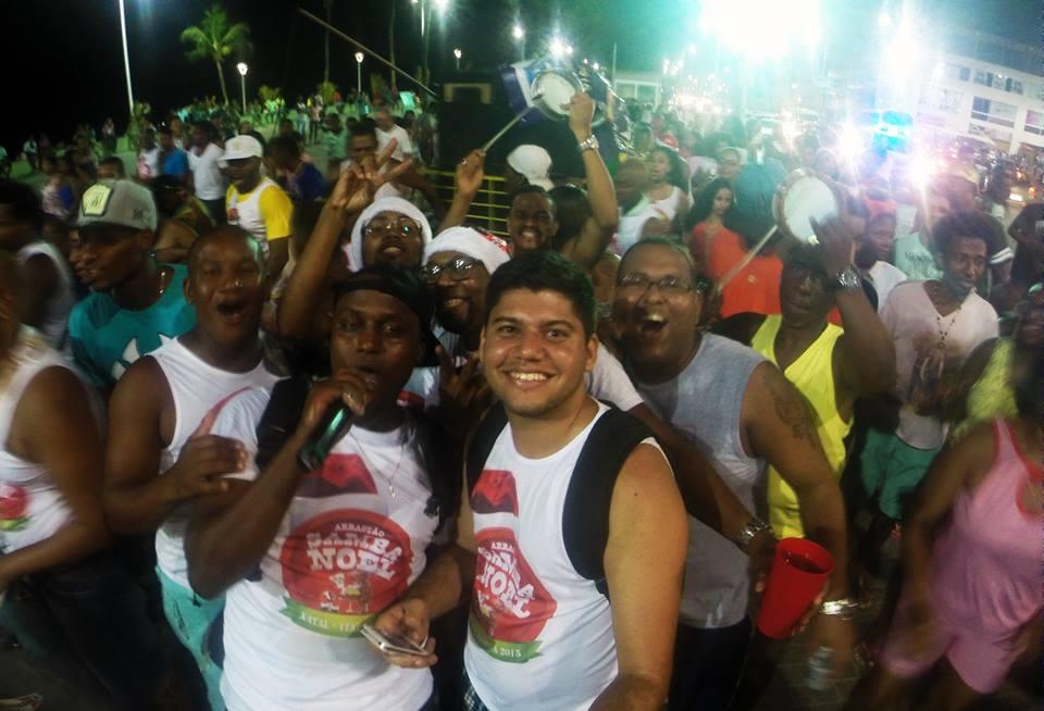 Natal em Itapuã: União, alegria e companheirismo