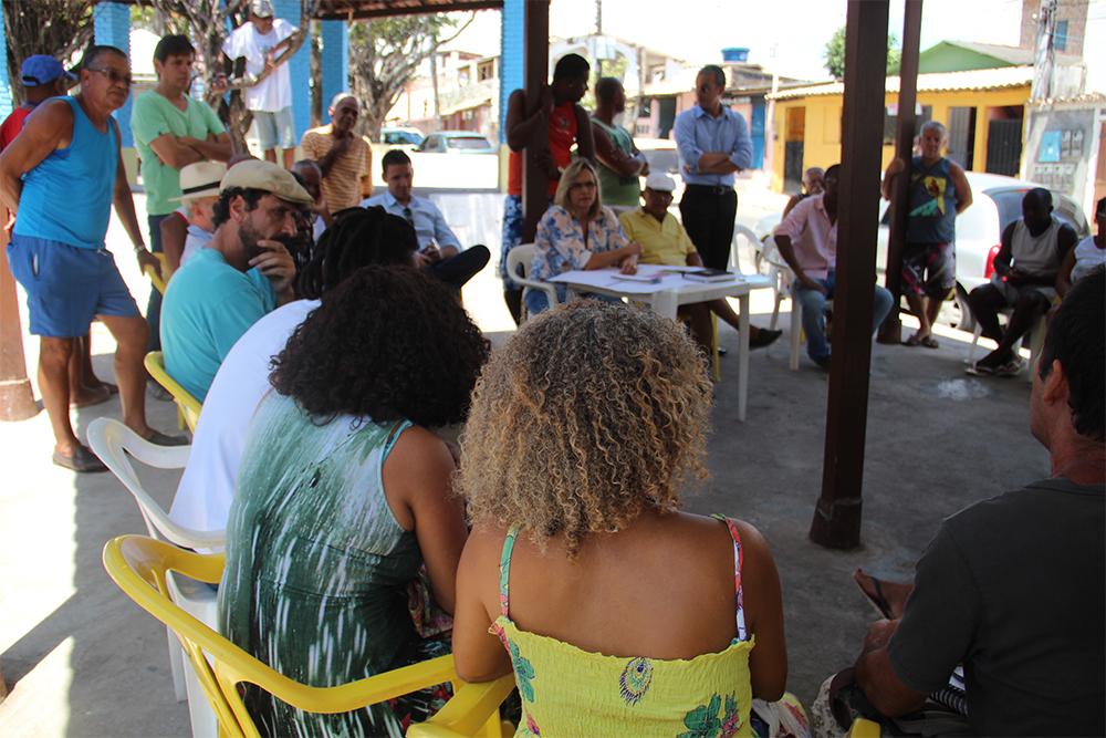 Comunidade se mobiliza para evitar demolição do Coreto de Itapuã