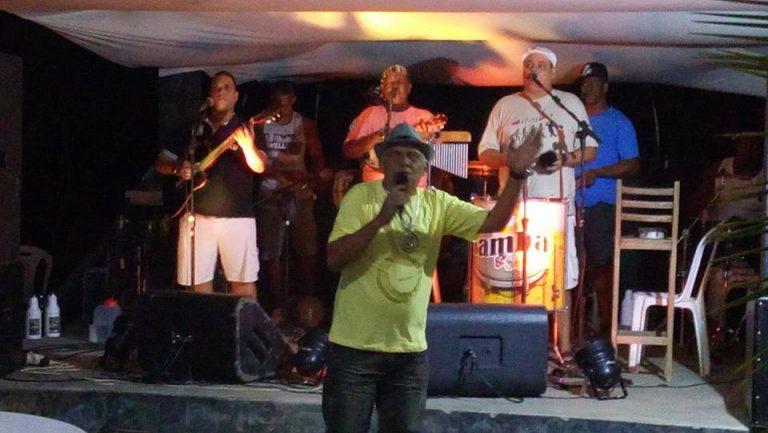 Compositores de Itapuã são classificados em Festival de Samba