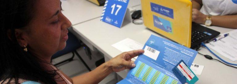Salvador Primeiro Passo: beneficiários da região de Itapuã tem até o dia 18 para realizar manutenção do benefício
