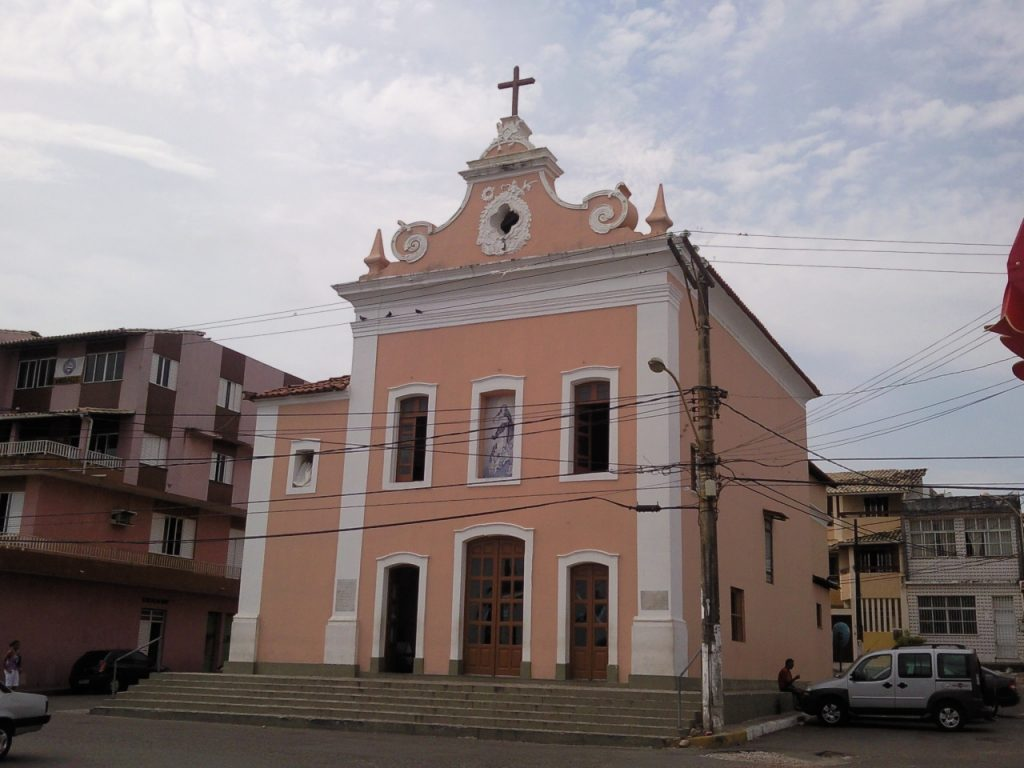 igreja de itapuã