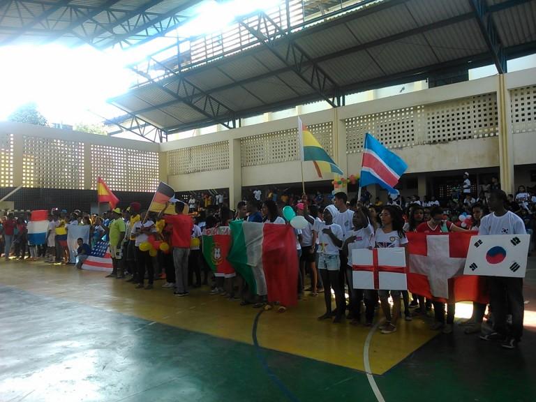 Colégio Rotary em Itapuã realiza festival de Esporte e Cultura