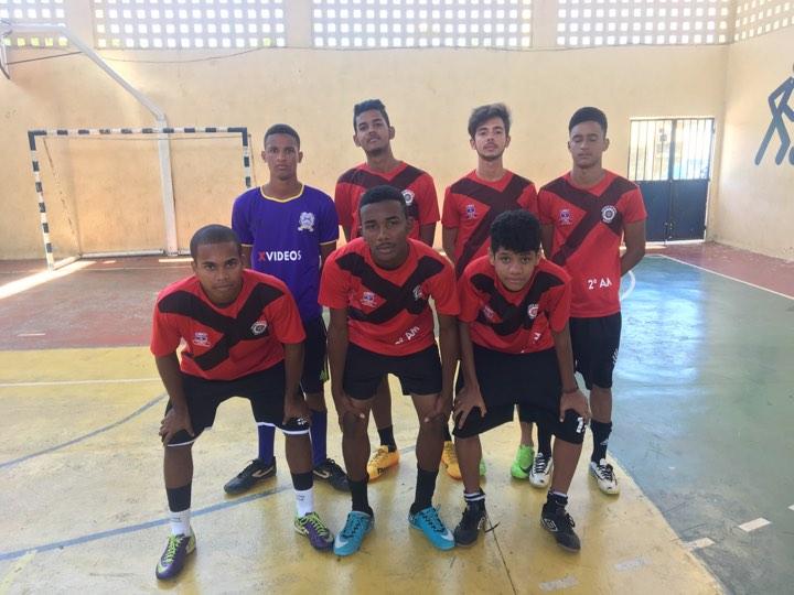 Copa Rotary de Futsal traz diversão para os alunos no sábado letivo