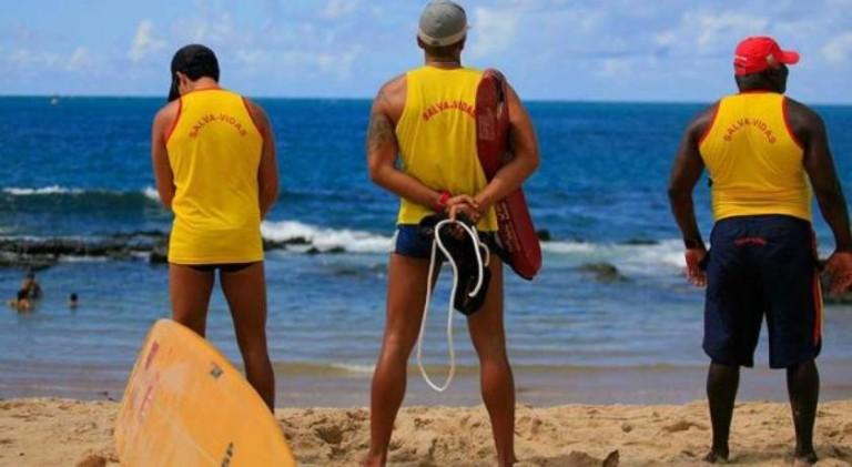 Salvamar realiza treino em Itapuã para disputar competição Sul-Americana