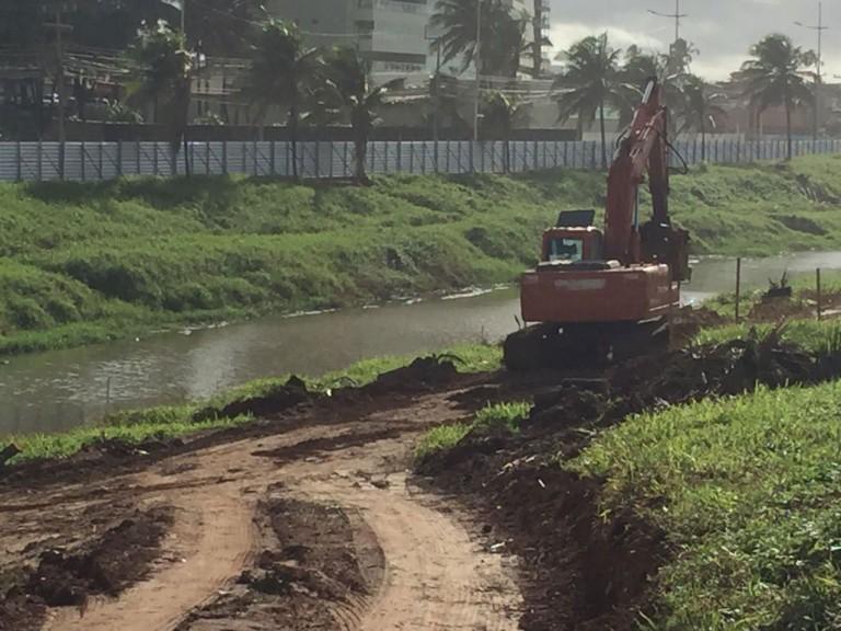 Comunidade discute nesta quarta (25) impactos ambientais das obras do Rio do Bispo e Jaguaribe