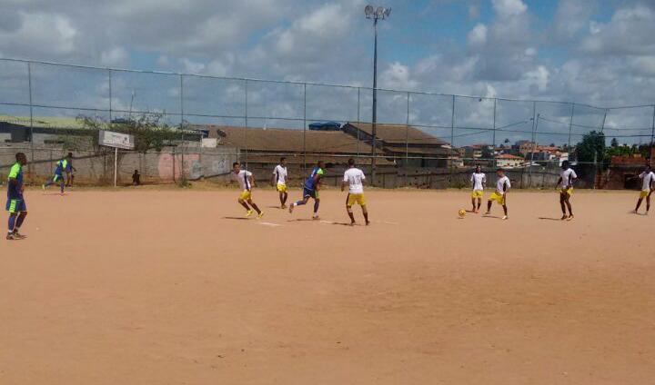 Domingo movimentado com mais uma rodada do Campeonato do Abaeté.