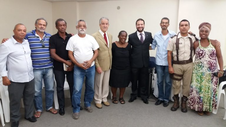 Conselho de Segurança de Itapuã apresenta nova diretoria e discute demandas do bairro