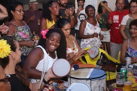 IV Roda de Samba de Mulheres em Itapuã acontece no próximo dia 20