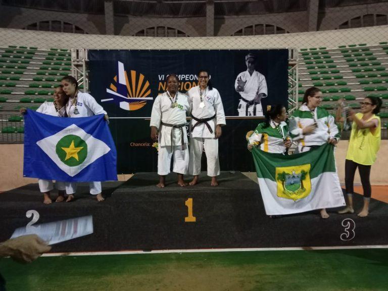 Atletas de Itapuã são medalhistas em Campeonato Brasileiro de Karatê-Dô Tradicional