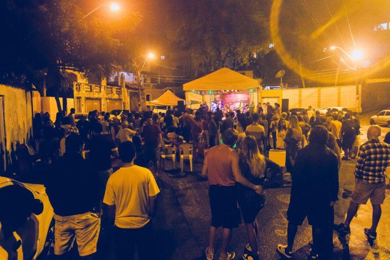 Itapuã volta a receber o Sarau da Praça