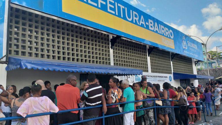 SIMM da Prefeitura-Bairro de Itapuã fica sem atendimento nessa segunda (18)