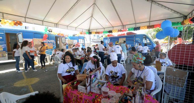 Bairro de Itapuã recebe feira de saúde voltada à população negra nesta quinta (14)