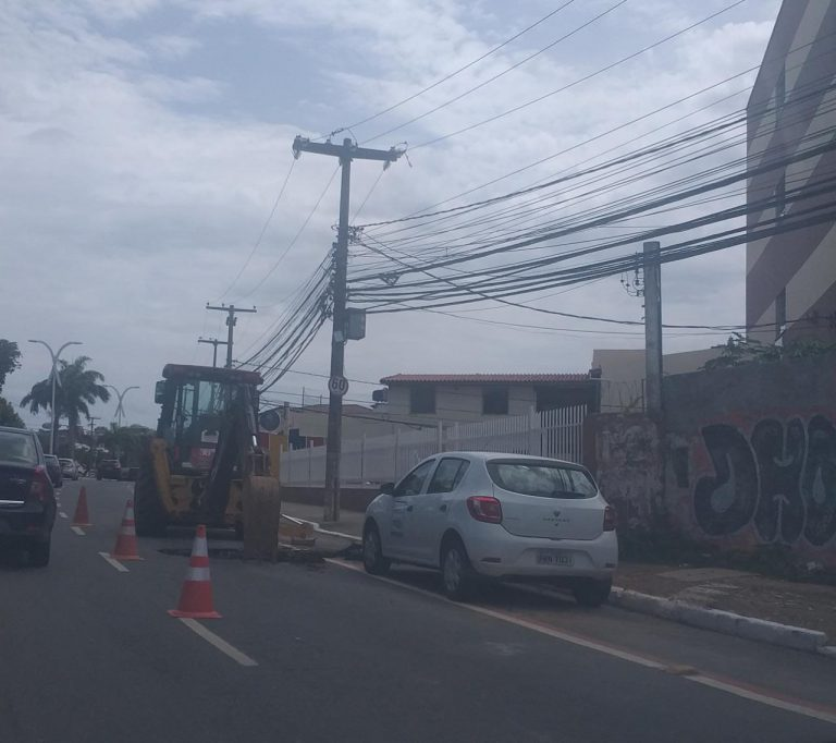 Embasa esclarece falta de água em Itapuã; Confira previsão de retorno