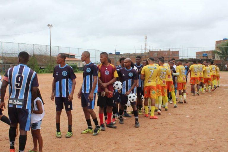 Campeonato de Futebol do Abaeté inicia neste domingo (26)