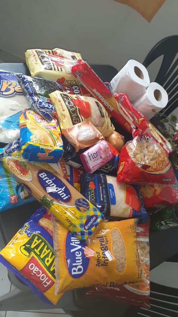 ITAPUÃCITY lança campanha de arrecadação de alimentos e produtos de higiene pra comunidade