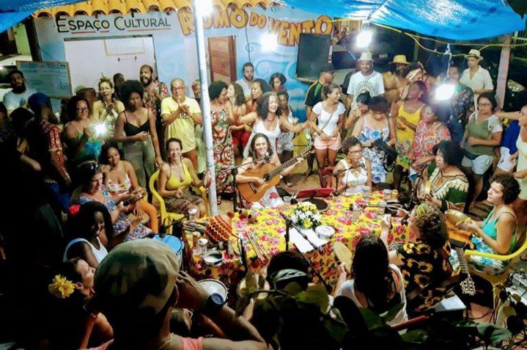 VI Roda de Samba de Mulheres em Itapuã acontece nesse sábado (7)