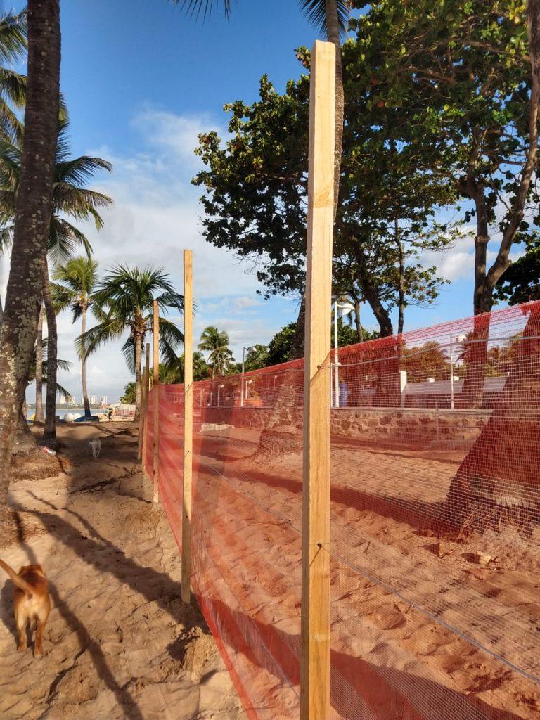 Comércio da orla e acesso às praias de Itapuã estarão interditados a partir desse sábado (21)