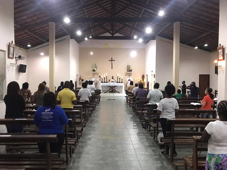 Paroquia Sagrada Familia De Itapua