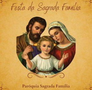 Festa Paroquia Sagrada Familia